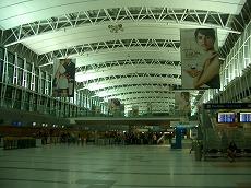 ここが…アルゼンチン・エセイサ空港